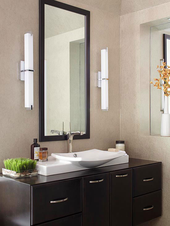 State-of-the-Art Bathroom Sinks and Faucets