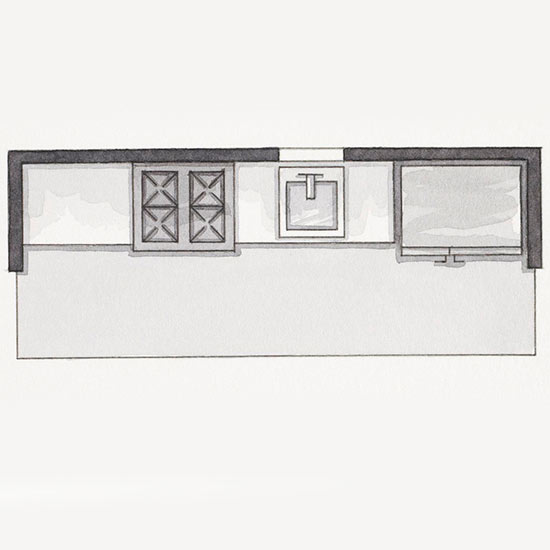 Small Kitchen Plans