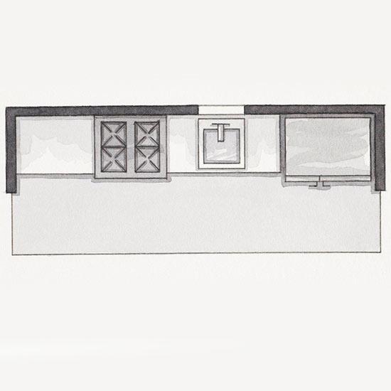 Beau Small Kitchen Plans