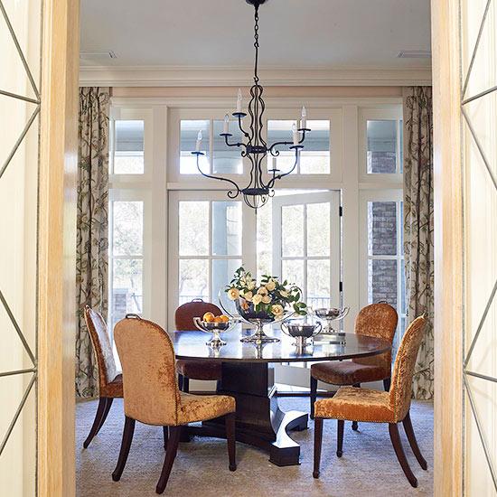23 Elegant Traditional Dining Room Design Ideas: Formal Dining Rooms: Elegant Decorating Ideas For A