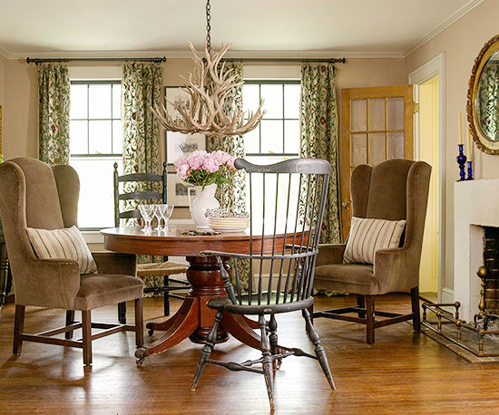 English cottage style for your inner austen - Muebles modernos para comedor ...