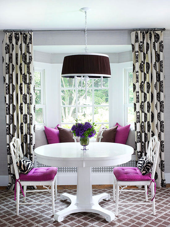 outside the bay - Window Treatment Ideas
