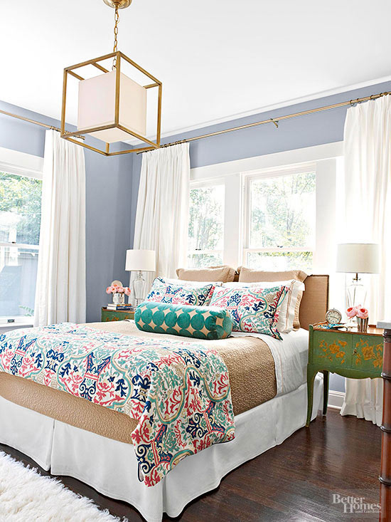 Lighting For Bedroom Ideas Part - 27: Pay Attention To Scale
