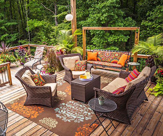 10 things to know about building a deck. Black Bedroom Furniture Sets. Home Design Ideas