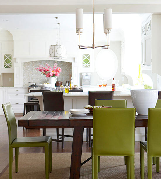 How to Decorate a Dining Room