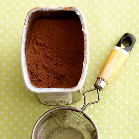 How to Substitute Chocolate Pieces for Unsweetened Cocoa Powder in Brownies