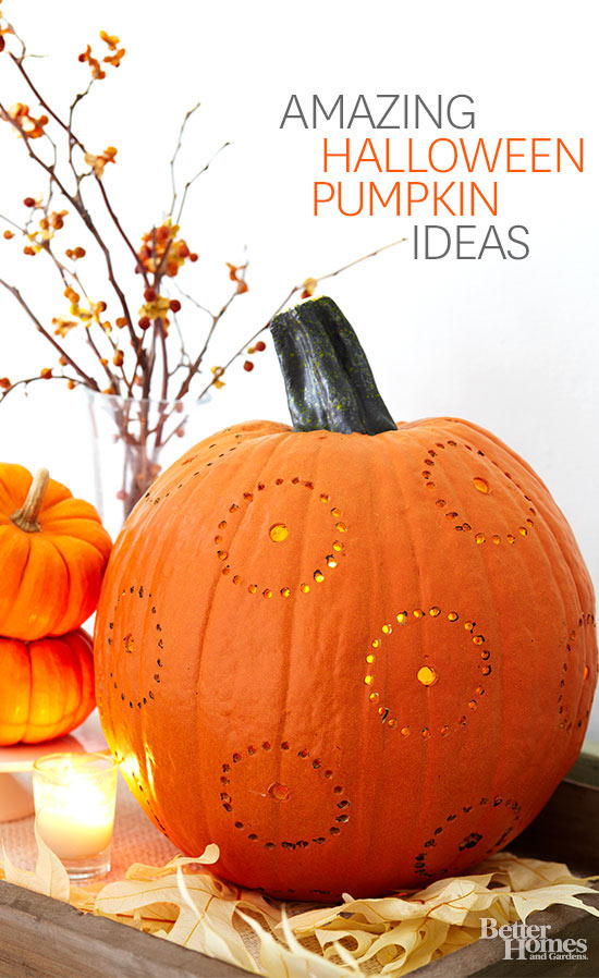 Halloween pumpkin carving ideas free last minute