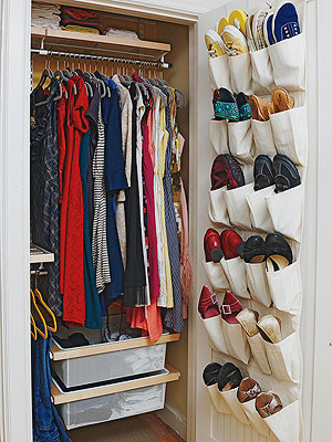Clothes Retain Their Good Looks Longer When Stacked Neatly Or Hanging Freely So Create Breathing Room In Closets And Drawers By Donating Apparel That