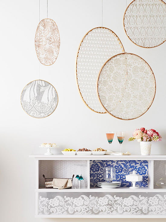 Embroidery Hoop Projects
