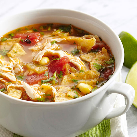 Smoky chicken tortilla soup forumfinder Image collections