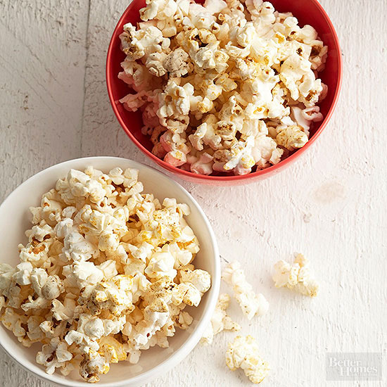 How to Make Glittery Gourmet Popcorn
