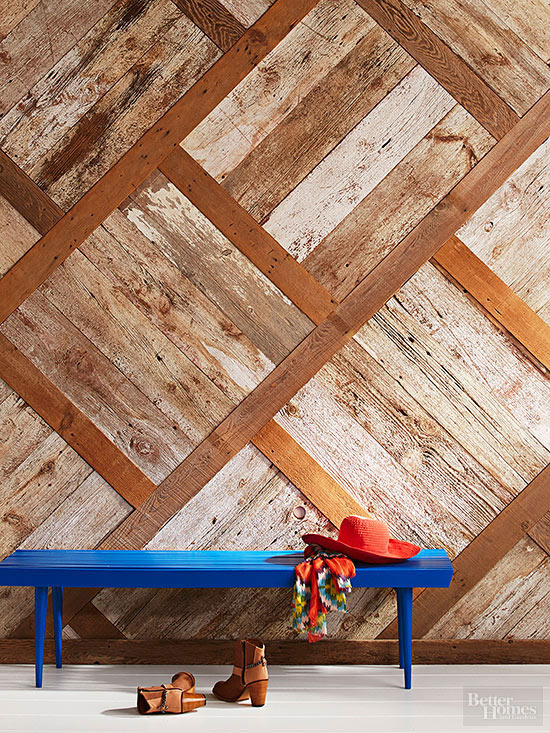 Create A Barnwood Wall