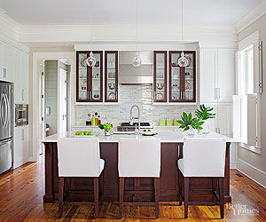 kitchens that maximize small footprints - Kitchen Ideas And Designs
