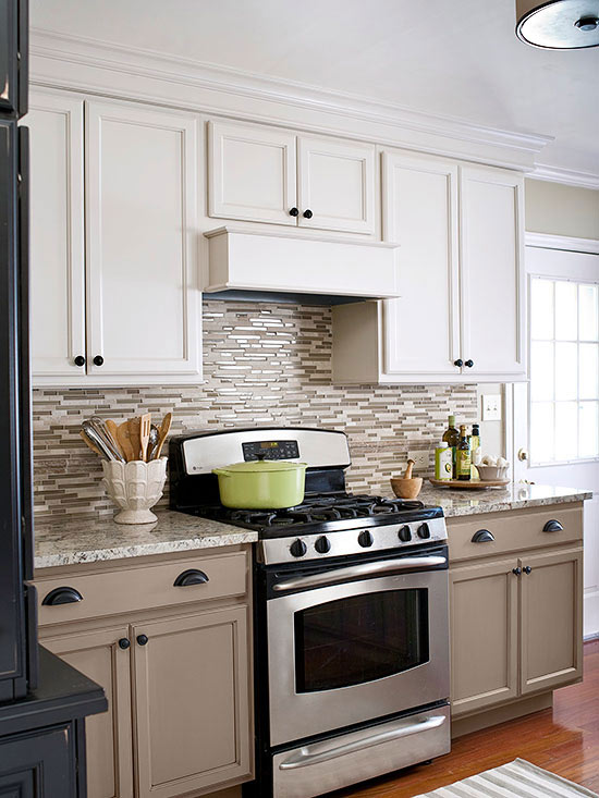 innovative updated kitchen colors | 15 Ways to Update Your Kitchen with Paint