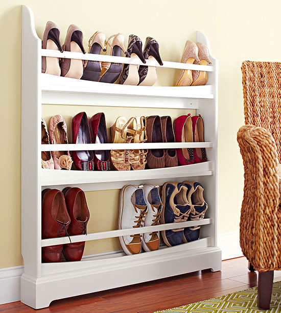 Best Way To Organize Many Shoes