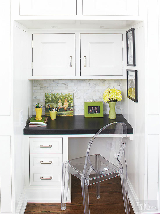 Plan a Specialized Kitchen Workstation