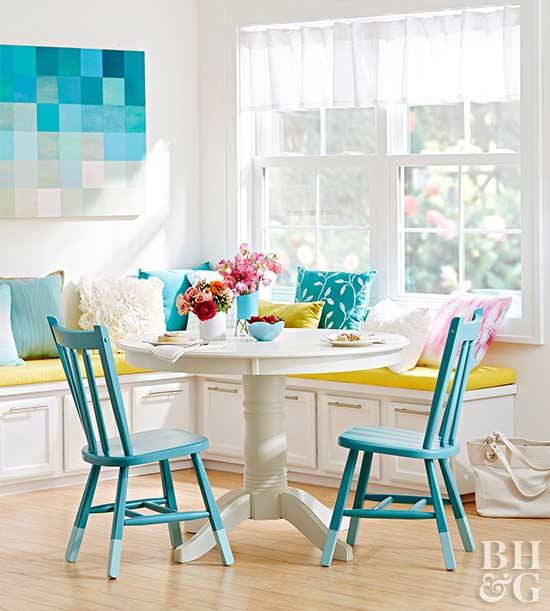 Bhg Storage Magazine: Stylish & Simple DIY Banquette