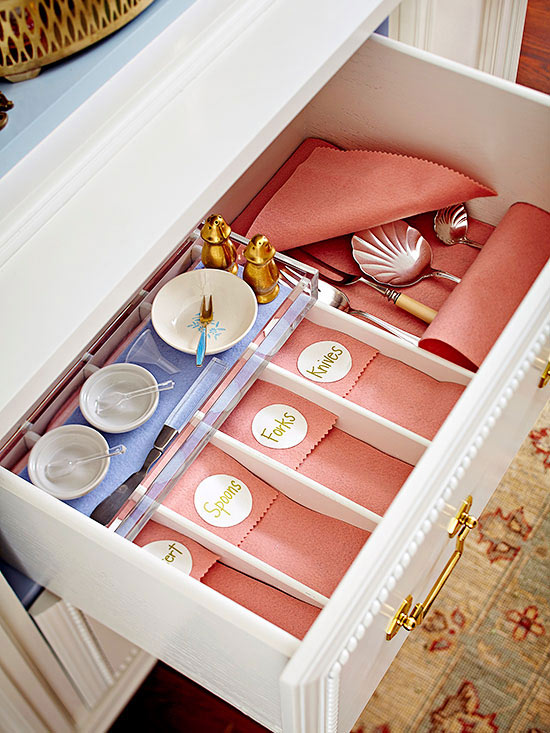 Creative Ways To Store Dishes