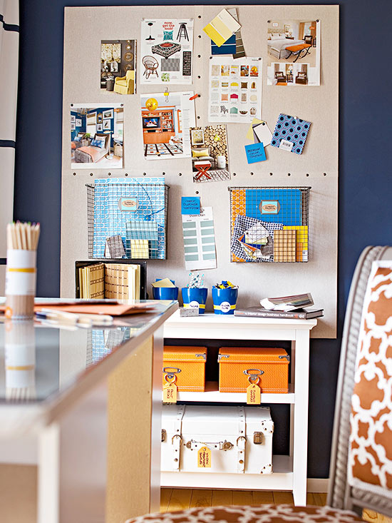 DIY Office Organizers