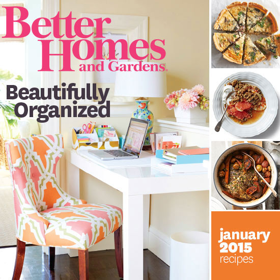 creative inspiration better homes and gardens realty. Better Homes and Gardens January 2015 Recipes from the Magazine