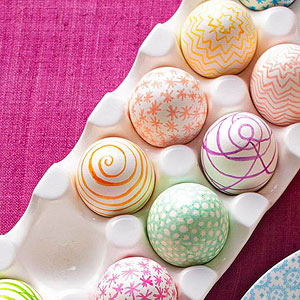 Easter eggs easter baskets pretty no dye easter eggs negle Gallery