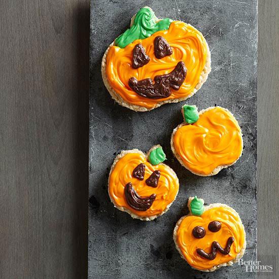 Easy Halloween Treats Kids Can Make