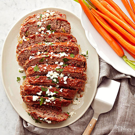 Yummy Ground Beef Recipes: 16 Delicious Meat Loaf Recipes