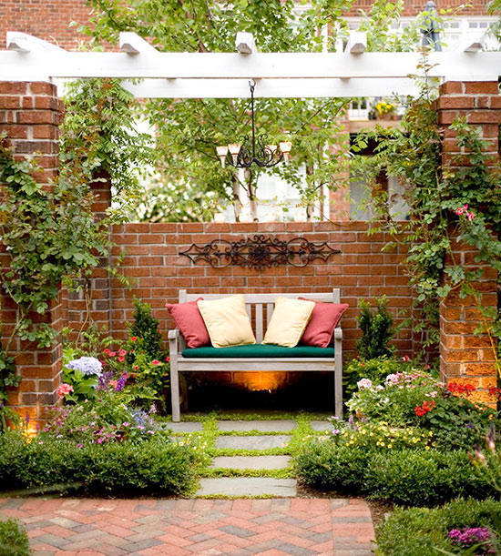 Small Space Landscaping Ideas: Small-Space Landscaping Ideas
