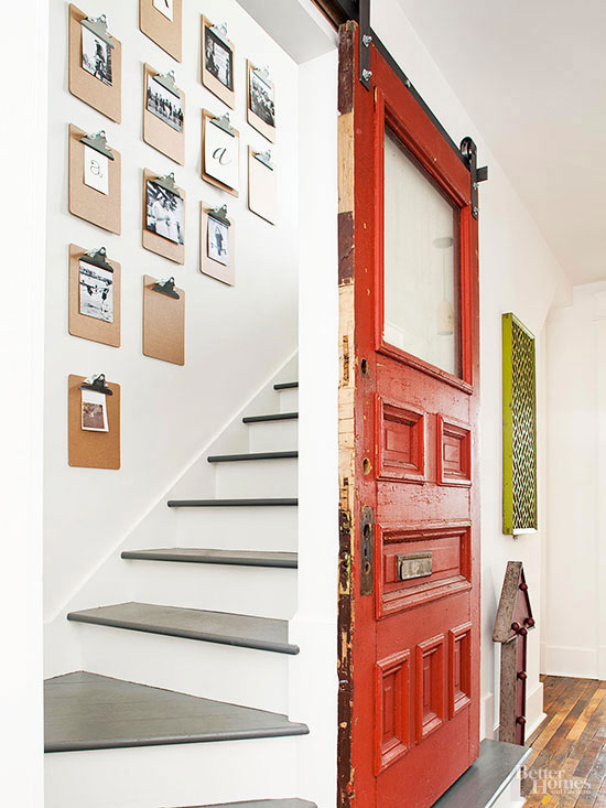 Upgrade Interior and Exterior Doors