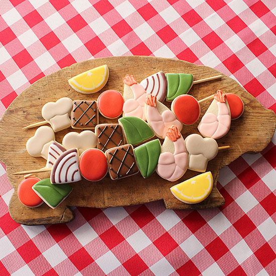Kabob Cookies