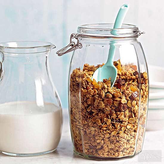 Slow toasted granola solutioingenieria Choice Image