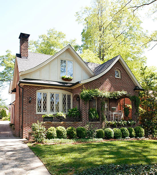 Tudor-Style Home Ideas