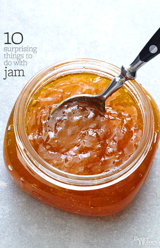 10 Surprising Things to Do with Jam and Jelly