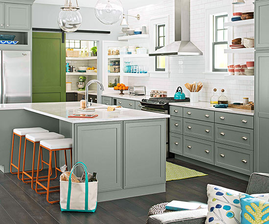 Kitchen Paint Color Trends