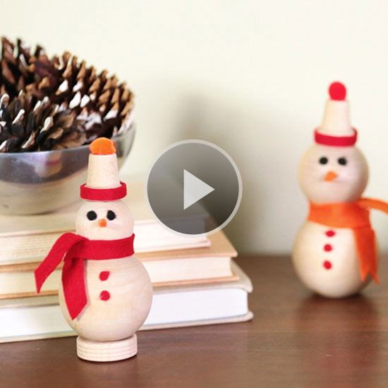 3 Low-Cost Winter Crafts to Brighten Your Home