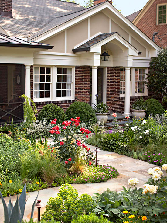 Curb Appeal On A Dime