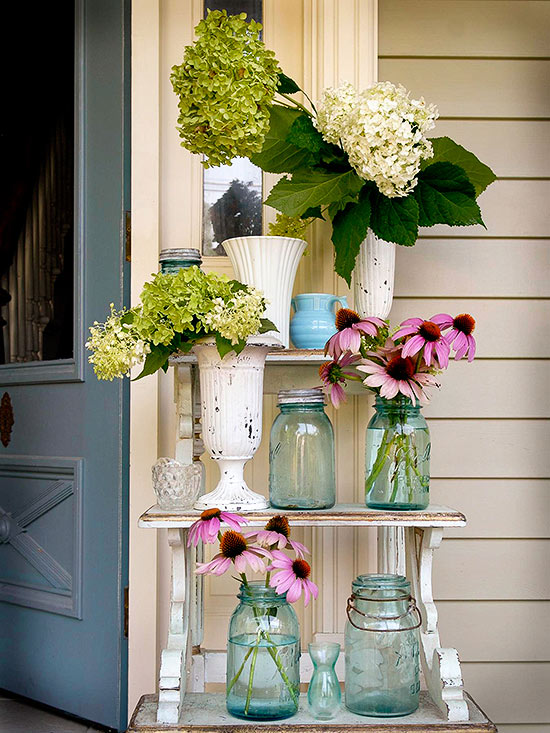 Decorating with Mason Jars
