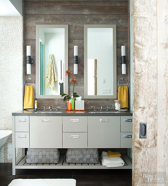 Double bathroom vanity designs for Bathroom double vanity designs