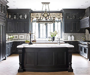 Genial Is This The Most Dramatic Kitchen Ever?