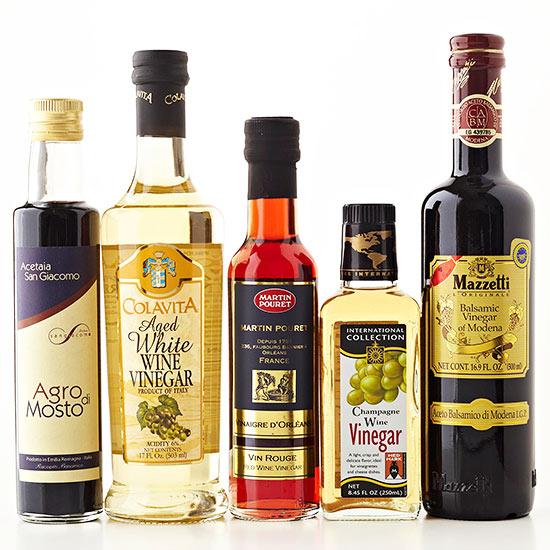 Vinegar Substitutes