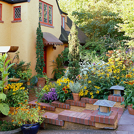 Quick Ways to Add Color to Your Landscape