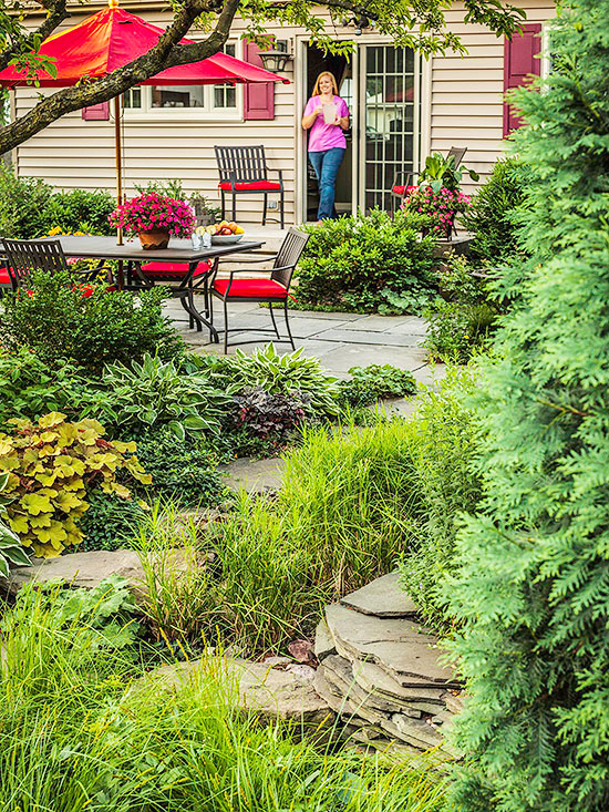 Yards With No Grass on Non Grass Backyard Ideas id=39588