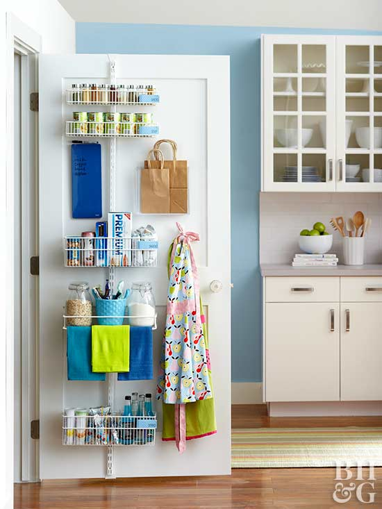 Add More Kitchen Pantry Storage