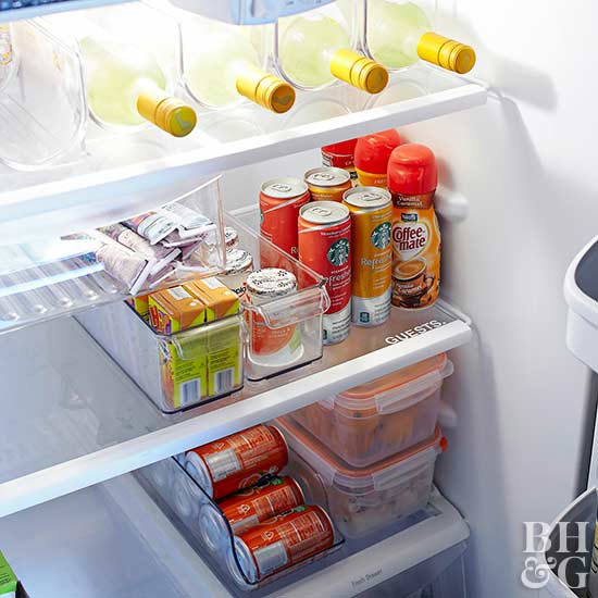 Make Your Fridge More Functional