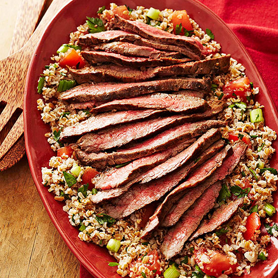 Lebanese beef and tabbouleh salad forumfinder Images