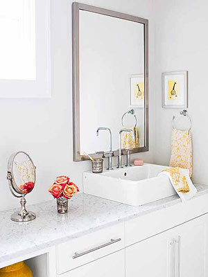 Wonderful Stylish Bathroom Sink Ideas