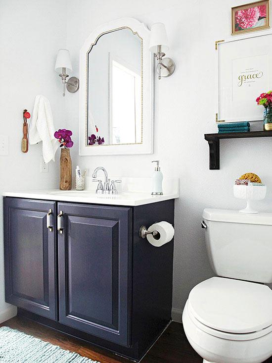 Budget-Savvy Bathroom