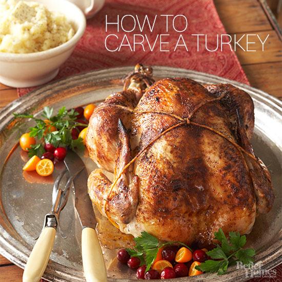 Turkey Roasting & Carving 101