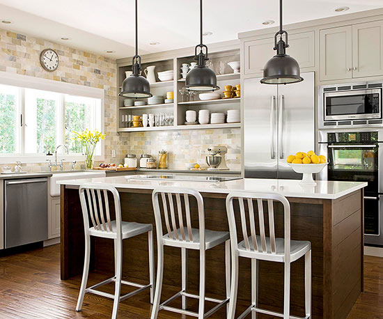Best Kitchen Island Work Area Lighting