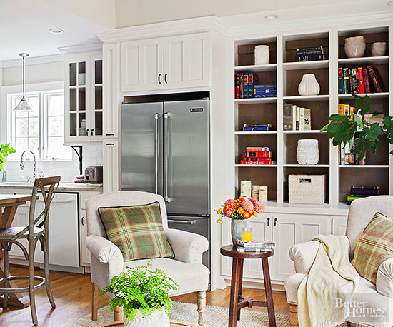 How To Organize A Living Room Dining Room Zones